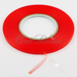 Double-sided adhesive PET tape 6mm/50m