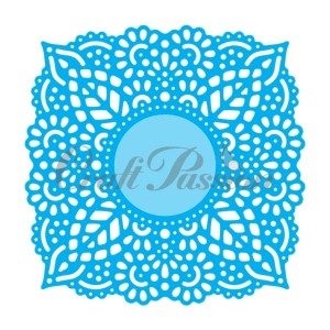 Set of Craft Dies Doily #3