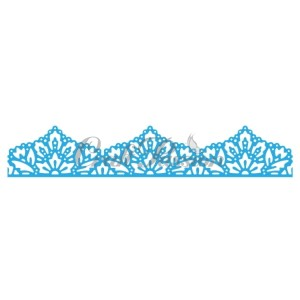 Craft Die border lace #1