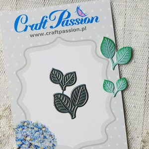 Set of Craft Dies leaves
